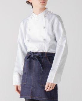 コックコート長袖